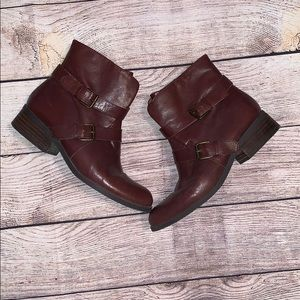 Nine West Brown Pippy Boots